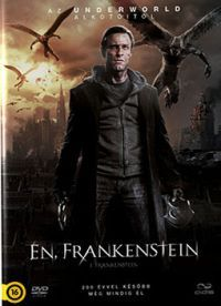 Én, Frankenstein DVD