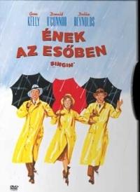 Ének az esőben DVD