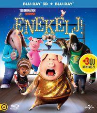 Énekelj! 2D és 3D Blu-ray