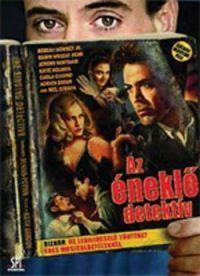 Éneklő detektív DVD