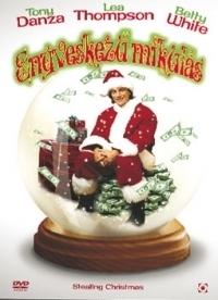 Enyveskezű Mikulás DVD