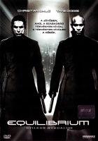 Equilibrium - Gyilkos nyugalom DVD