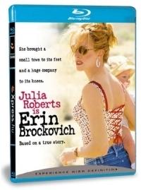 Erin Brockovich - Zűrös természet Blu-ray