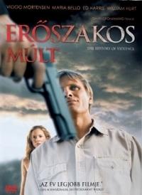 Erőszakos múlt DVD