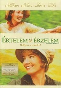 Értelem és érzelem DVD