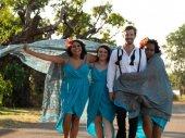 Esküvő a topon