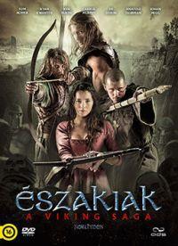 Északiak: A viking saga DVD
