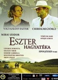 Eszter hagyatéka DVD