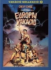 Európai vakáció DVD