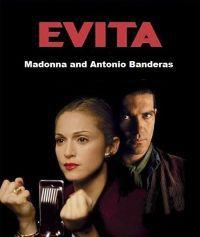 Evita DVD