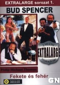 Extralarge - Fekete és fehér DVD