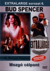 Extralarge - Mozgó célpont DVD