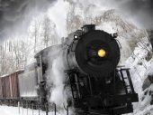Extrém vasútvonalak Alaszkában