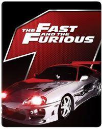 FF1: Halálos iramban - limitált, 2017-es fémdobozos változat (steelbook) Blu-ray