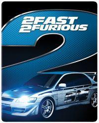 FF2: Halálosabb iramban - limitált, 2017-es fémdobozos változat (steelbook) Blu-ray