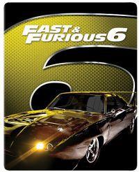 FF6: Halálos iramban 6. (mozi- és bővített változat) - limitált, 2017-es fémdobozos változat (steelb Blu-ray