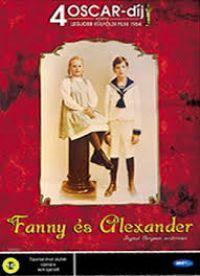Fanny és Alexander *Ingmar Bergman* DVD