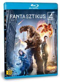 Fantasztikus Négyes (2015) Blu-ray