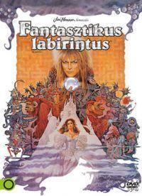 Fantasztikus labirintus DVD