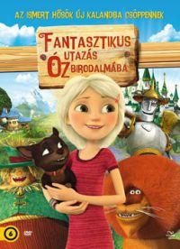 Fantasztikus utazás Óz birodalmába DVD