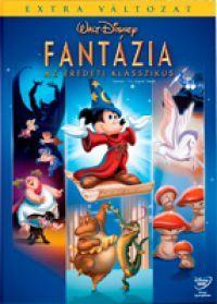 Fantázia DVD