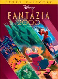 Fantázia 2000 DVD
