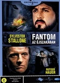 Fantom az éjszakában DVD