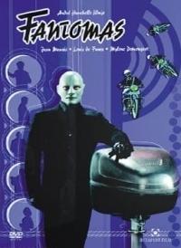 Fantomas 1. - Jean Marais, Louis De_Funès DVD