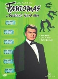 Fantomas a Scotland Yard ellen DVD
