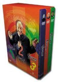 Fantomas trilógia (3 DVD) DVD