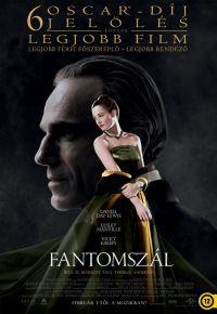 Fantomszál DVD