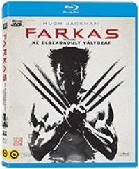 Farkas (3D BD + 2 Blu-ray) Blu-ray
