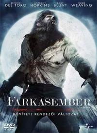Farkasember DVD