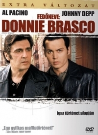 Fedőneve: Donnie Brasco DVD