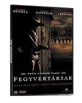 Fegyvertársak DVD