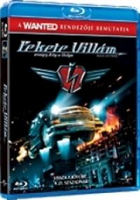 Fekete Villám - avagy zúg Volga Blu-ray