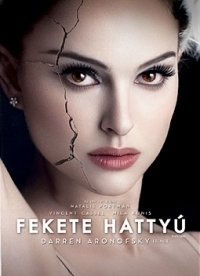 Fekete hattyú DVD