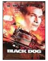 Fekete kutya DVD