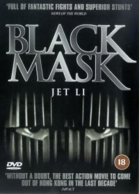 Fekete maszk DVD