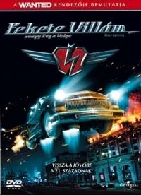 Fekete villám DVD