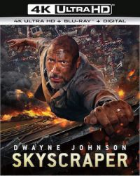 Felhőkarcoló (4K UHD+BD) Blu-ray