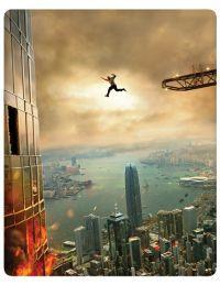 Felhőkarcoló  - limitált, fémdobozos változat (steelbook) 2D és 3D Blu-ray