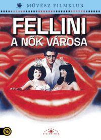 Fellini: A nők városa DVD