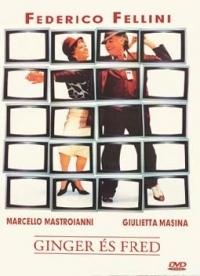 Fellini: Ginger és Fred DVD