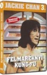 Félmaréknyi kung-fu DVD