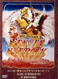 Fényes nyergek DVD
