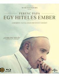 Ferenc pápa - Egy hiteles ember Blu-ray