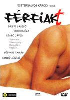Férfiakt DVD