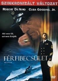 Férfibecsület DVD