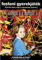 Festeni gyerekjáték DVD